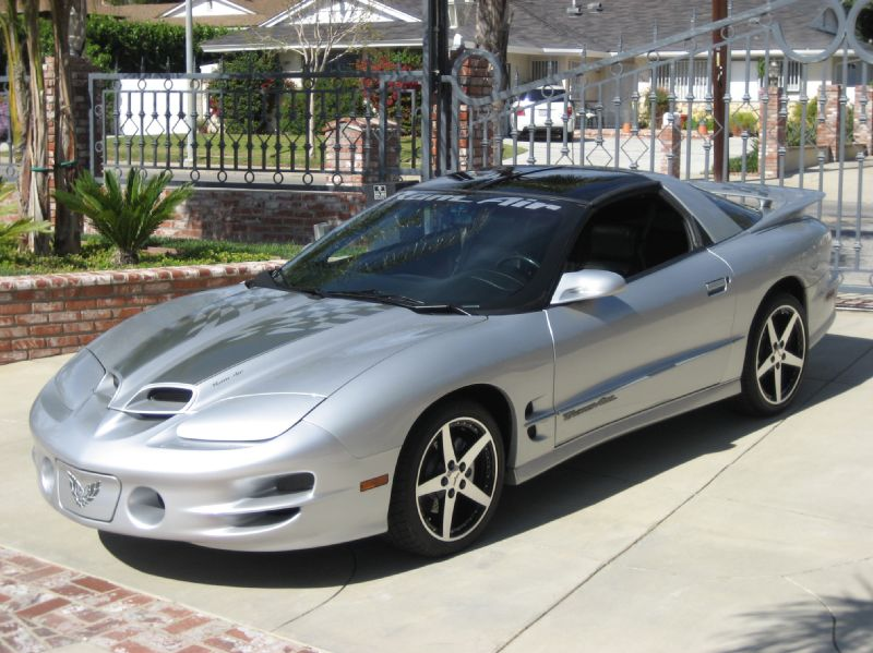 2000 pontiac trans am with ws6 package must see. Black Bedroom Furniture Sets. Home Design Ideas