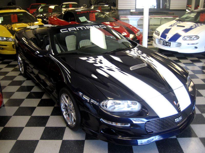1999 Camaro Z28 >> #49 2000 Chevy Camaro Z28 Convertible.6 speed w/custom SS ...