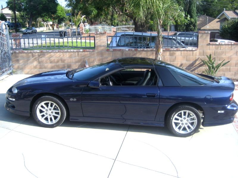 2000 chevy camaro ss t top 6 speed must see. Black Bedroom Furniture Sets. Home Design Ideas