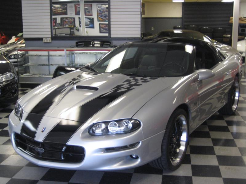 77 2000 Chevy Camaro Ss With 345hp Slp Package 61k Low Miles 6 Sd Must See