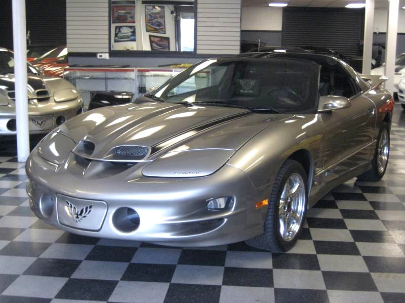 113 2001 Pontiac Trans Am With Full Functional Ram Air Hood T Tops 6 Sd Very Clean Must See