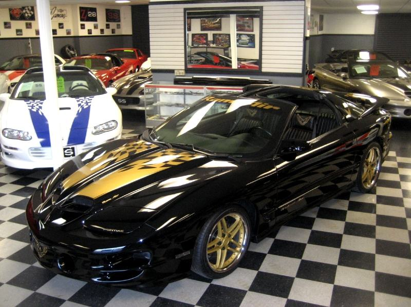 63 2001 pontiac trans am ws6 6 speed t top black black. Black Bedroom Furniture Sets. Home Design Ideas